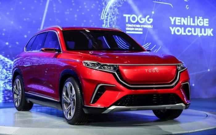 TOGG, el SUV eléctrico fabricado en Turquía