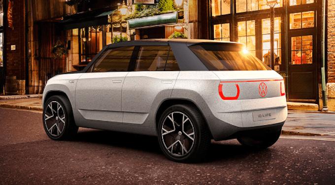 Volkswagen ID.Life, el nuevo coche eléctrico alemán fabricado en España
