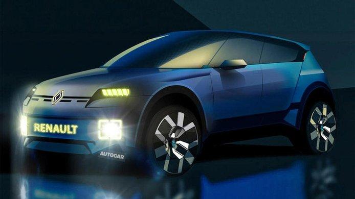 El esperado Renault 4ever podría ser una realidad en 2025