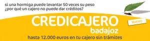 Credicajero Caja de Badajoz