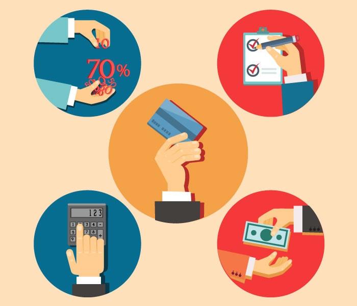 Usos de pólizas de crédito