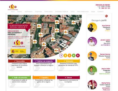 Prestamos ICO 2012