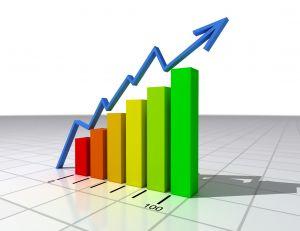 crecimiento grafico