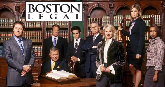 Estreno en Fox de Boston Legal - Series Adictos