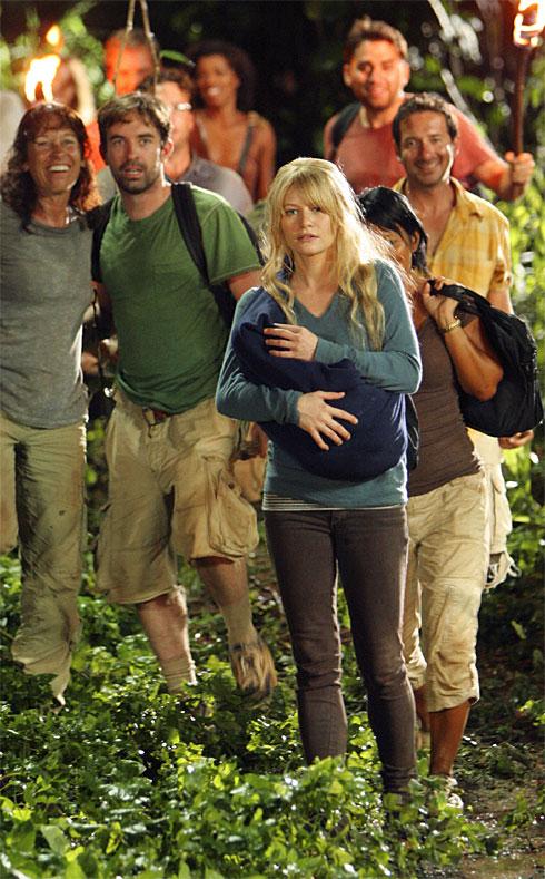 Los actores de Lost hablan de la cuarta temporada - Series Adictos