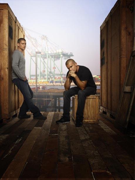 Imágenes promocionales de la cuarta temporada de Prison ...