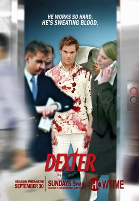 Dexter ya promociona su cuarta temporada - Series Adictos