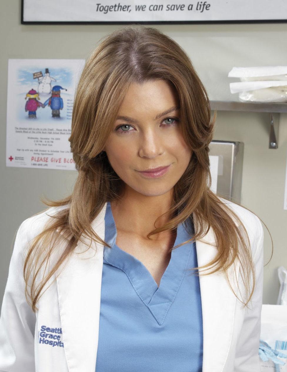 Un nuevo hermano para Meredith Grey? - Series Adictos