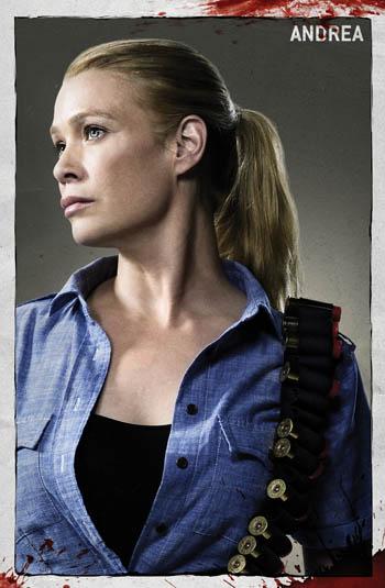 The Walking Dead, Nueva serie de FOX. Andrea-350