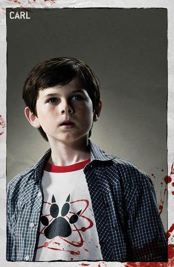 The Walking Dead, Nueva serie de FOX. Carl-350
