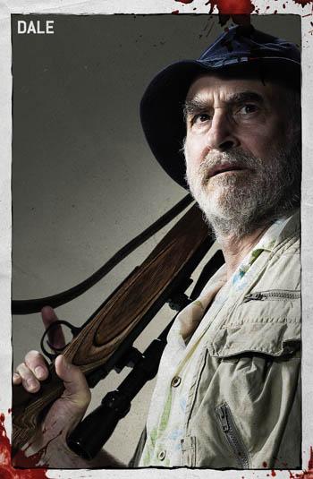 The Walking Dead, Nueva serie de FOX. Dale-350