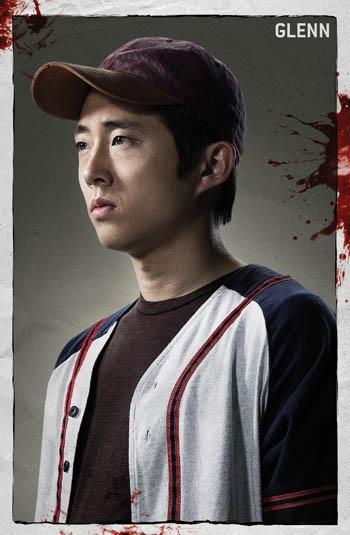 The Walking Dead, Nueva serie de FOX. Glenn-350