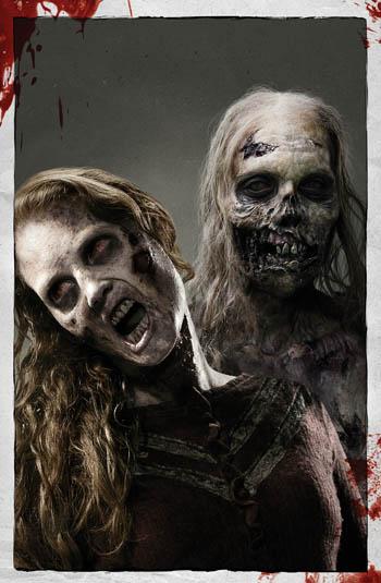 The Walking Dead, Nueva serie de FOX. Zombie-2-350
