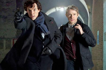 sherlock Sherlock se las verá, el jueves, con Mercedes Milá y Los Alcántara