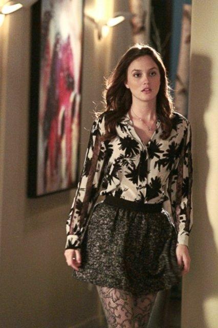 Leighton Meester desea dejar Gossip Girl - Series Adictos