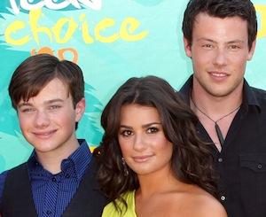 Lea Michele, Chris Colfer, Cory Monteith no volverán a Glee en su ...