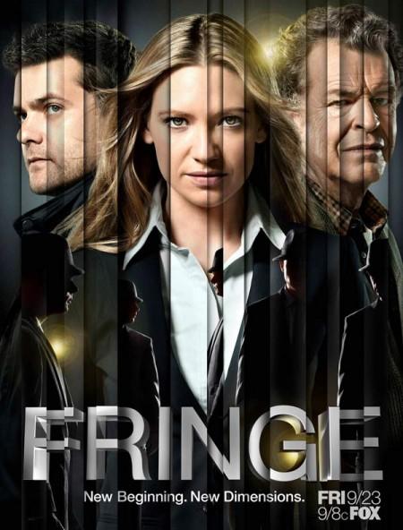 Fringe Cuarta Temporada | Fotos Promocionales De La Cuarta Temporada De Fringe Series Adictos