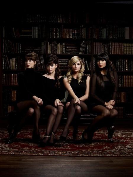 Primera promo tercera temporada de pretty little liars
