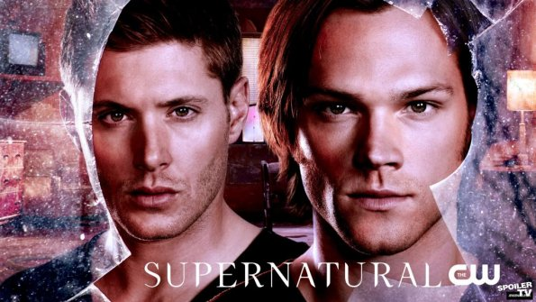 poster cw supernatural