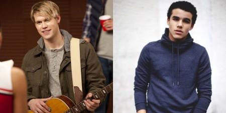 Cuarta temporada de Glee | Chord Overstreet vuelve junto a dos ...