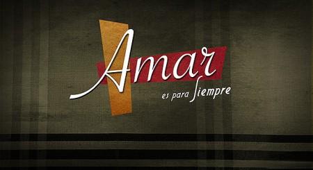 Amar es para siempre ser el nuevo serial de antena 3 tras - Antena 3 tv series amar es para siempre ...