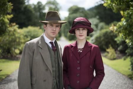 Los primeros detalles de la cuarta temporada de Downton Abbey ...