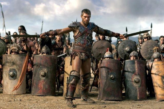 Spoilers dramáticos en el final de Spartacus - Series Adictos