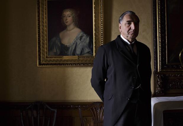 Downton Abbey lanza las primeras imágenes de su cuarta temporada ...