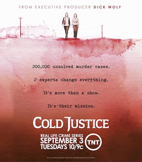 Capitulos de: Cold Justice