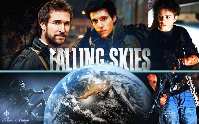 Falling Skies lanza la primera promo de su cuarta temporada ...