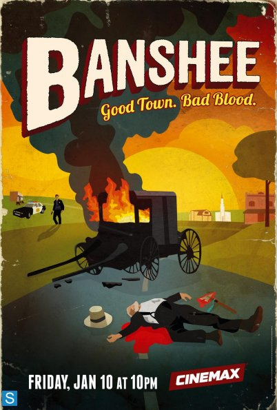 Banshee 3x03 Vose y Latino Disponible