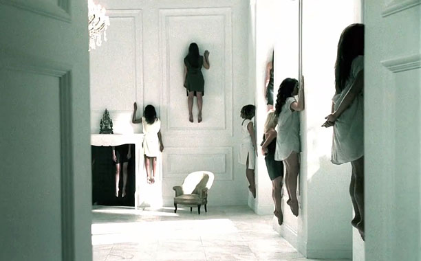 American Horror Story: Coven trailer  (Screengrab)
