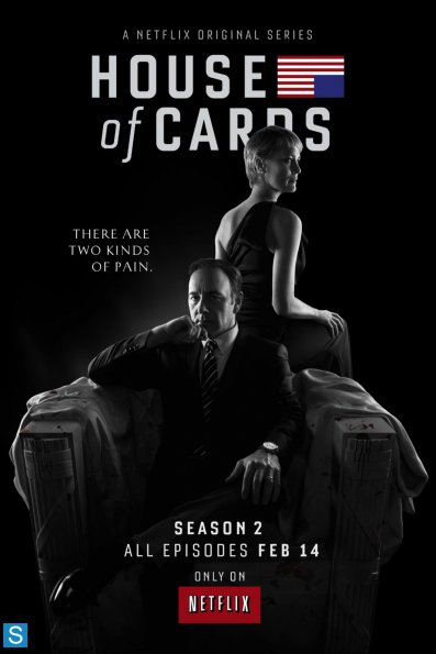 House of Cards - Season 2 - New Promotional Poster_595_slogo