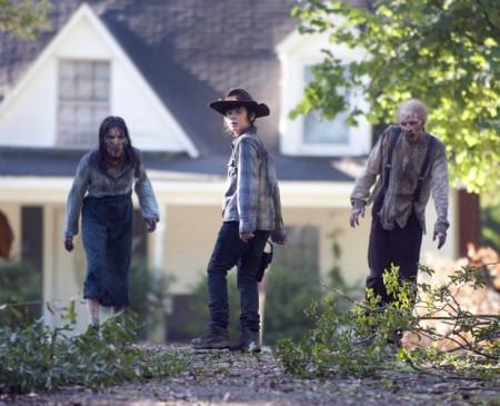 Nueva promo del regreso de la cuarta temporada de The Walking Dead ...