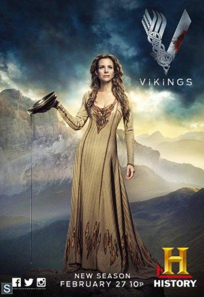 Vikings - Season 2 - 5 New Character Posters (1)_595_slogo