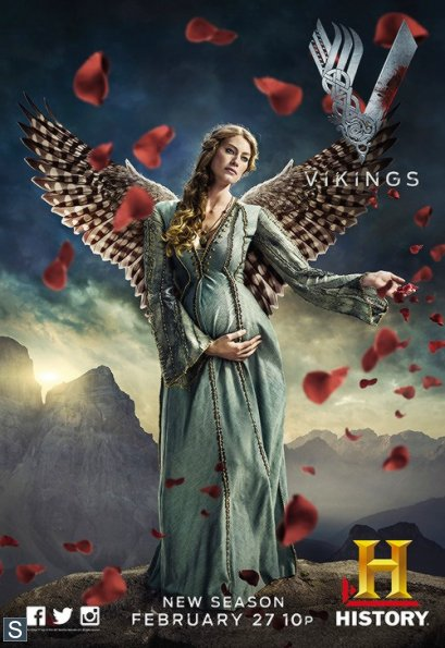 Vikings - Season 2 - 5 New Character Posters (2)_595_slogo