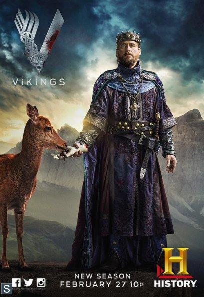 Vikings - Season 2 - 5 New Character Posters (3)_595_slogo