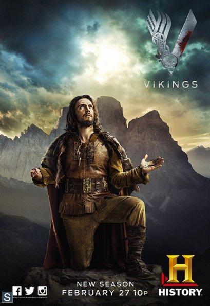 Vikings - Season 2 - 5 New Character Posters (4)_595_slogo