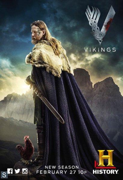 Vikings - Season 2 - 5 New Character Posters (5)_595_slogo