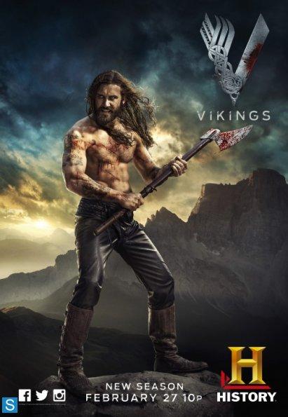 Vikings - Season 2 - Character Posters (3)_595_slogo