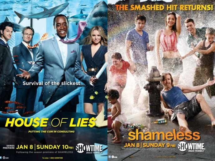 house of lies shameless