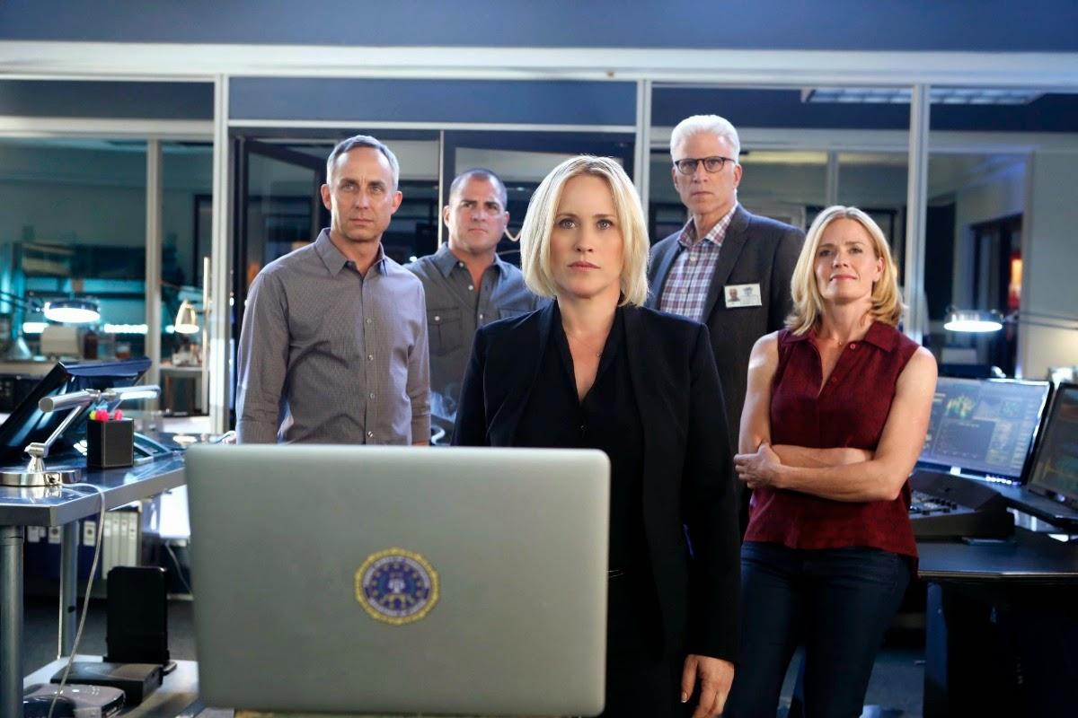 CSI Cyber Patricia Arquette M-Net