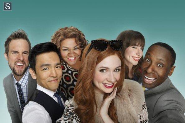 Selfie - Group Cast Promotional Photo_595_slogo