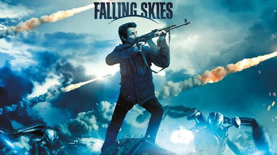 Falling Skies estrena su cuarta temporada en TNT España el 24 de ...
