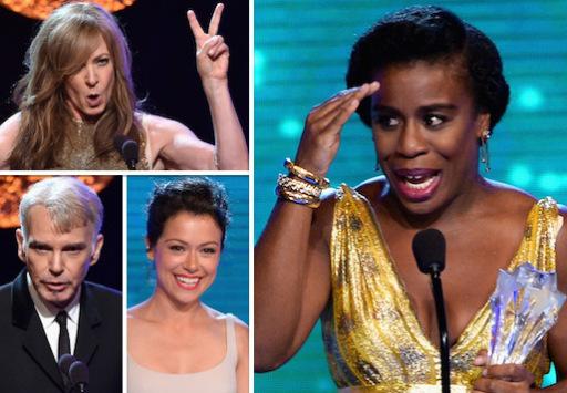 4th Annual Critics' Choice Television Awards - Show