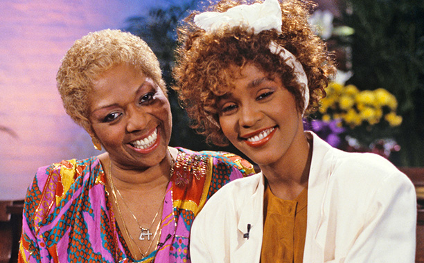 Cissy-and-Whitney-Houston