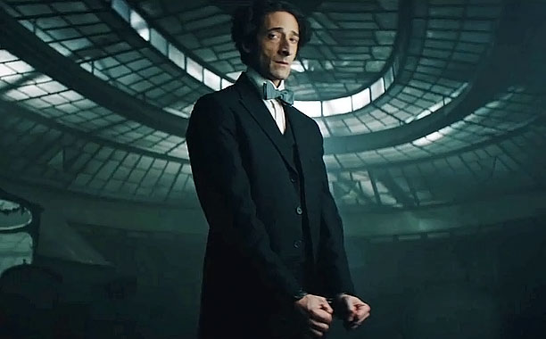 Houdini -- Screengrab from exclusive EW.com clip.