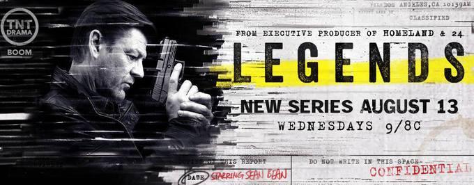 Legends 1x01 y 1x02 Espa&ntildeol Disponible