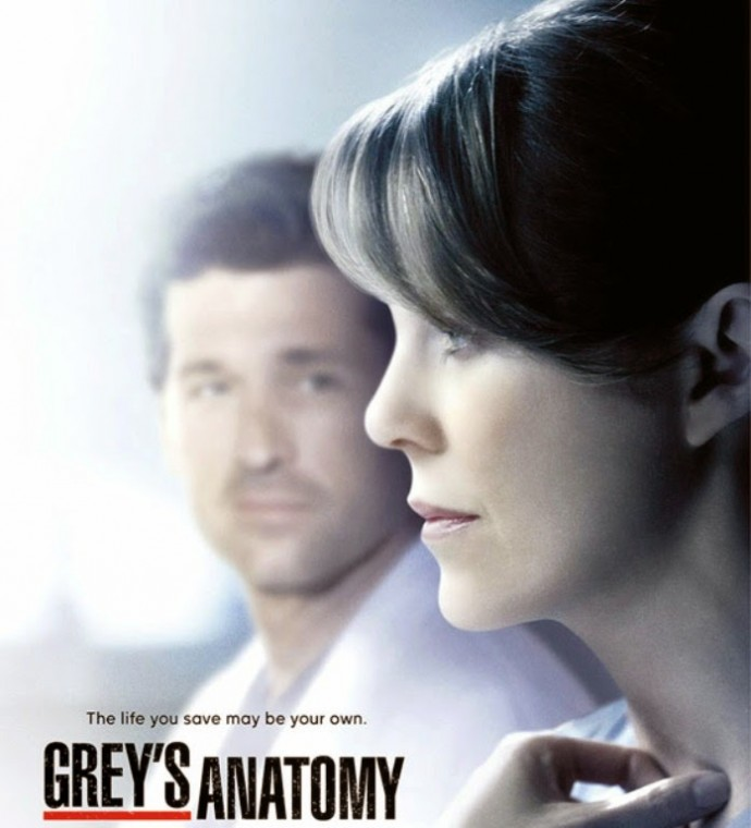 grey's anatomy poster season 11