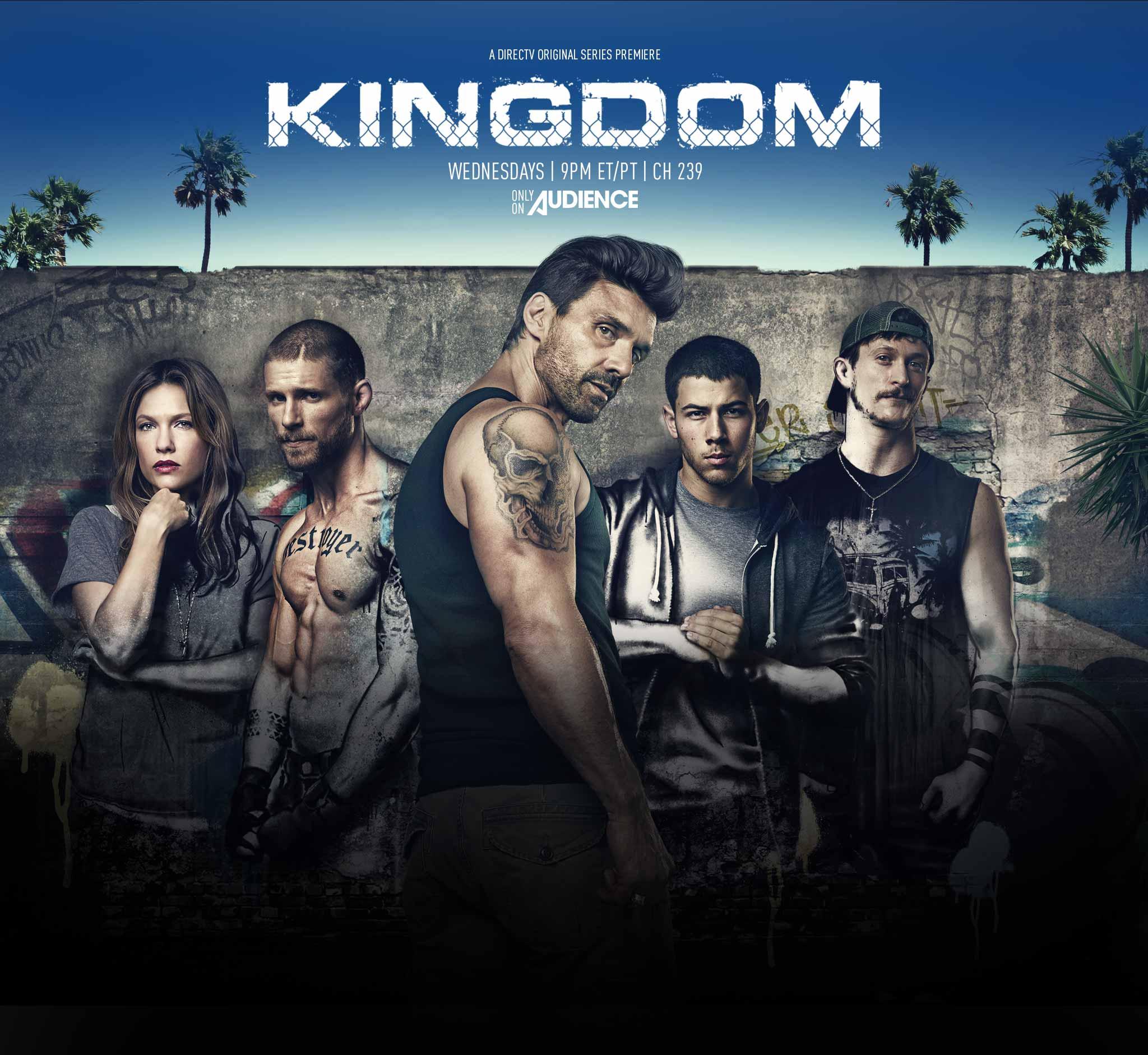 Kingdom Renueva Para Una Segunda Y Una Tercera Temporada